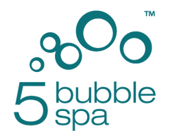 rated 5 bubble spa