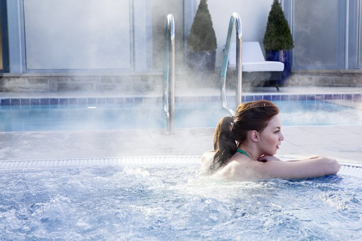 The Woodland Spa Outdoor Hot Tubs
